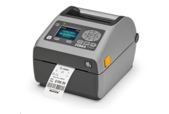 Zebra ZD620 Locking ZD62L43-D0EF00EZ DT imprimante de etichetat, LCD, 300 dpi, USB, USB Host, Serial, LAN