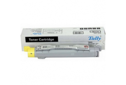Tally Genicom 43592 galben (yellow) toner original