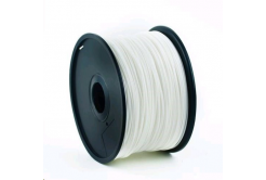 Gembird 3D filament, ABS, 1,75mm, 1kg, alb