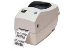 Zebra TLP2824 Plus 282P-101521-040 imprimante de etichetat, 8 dots/mm (203 dpi), peeler, RTC, EPL, ZPL, USB, print server (ethernet)