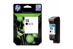 HP cartus original C6615DE, HP 15, black, 500 pagini, 25ml, HP DeskJet 810, 840, 843c, PSC-750, 950, OJ-V40