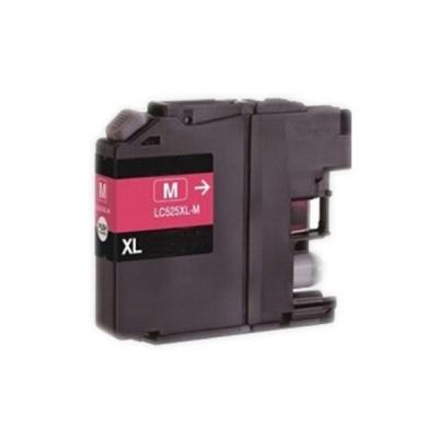 Brother LC-525XL purpuriu (magenta) cartus compatibil