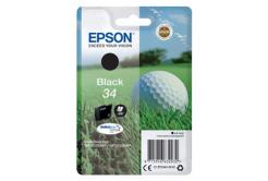 Epson T34614010, T346140 negru (black) cartus original