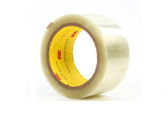 3M 396 Bandă adeziva din poliester, 50 mm x 33 m