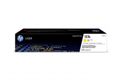 HP 117A W2072A galben (yellow) toner original