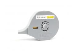 Bandă adezivă Biovin LS-12Y, 12mm x 8m, galben