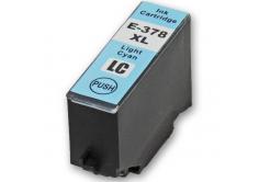 Epson 378XL T3795 azuriu deschis (light cyan) cartus compatibil