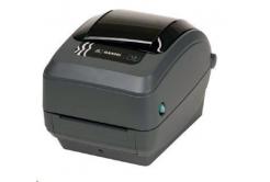 Zebra GX420T GX42-102422-000 TT imprimante de etichetat, 203DPI, EPL2, ZPL II, USB, RS232, LAN, cutter - LINER