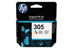 HP originální ink 3YM60AE, HP 305, Tri-colour, HP