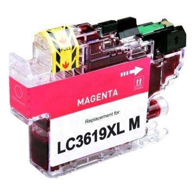 Brother LC-3619XL purpuriu (magenta) cartus compatibil