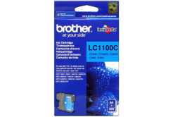 Brother LC-1100C azuriu (cyan) cartus original