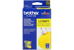 Brother LC-980Y galben (yellow) cartus original