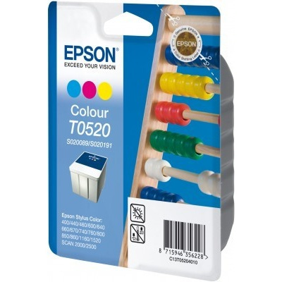 Epson C13T052040 color cartus original