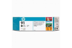 HP 91 C9464A mat negru (matte black) cartus original