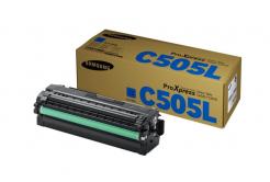 HP SU035A / Samsung CLT-C505L azuriu (cyan) toner original