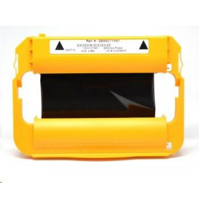 Zebra 03400CT11007 TTR ribon (cartridge) ZD420 110mm x 74m TTR ceara/resina
