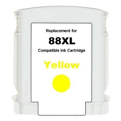 HP 88XL C9393A galben (yellow) cartus compatibil