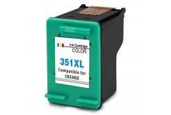 HP 351XL CB338E color cartus compatibil