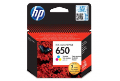HP 650 CZ102AE color (color) cartus original