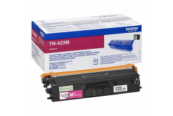 Brother TN-423M purpuriu (magenta) toner original