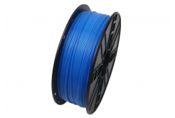 Gembird 3D filament ABS, 1,75mm, 1kg, fluorescenta, alb