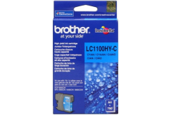 Brother LC-1100HYC azuriu (cyan) cartus original
