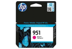 HP CN051AE, 951 purpuriu (magenta) cartus original