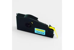Bandă adezivă Supvan TP-L06EY, 6mm x 16m, galben