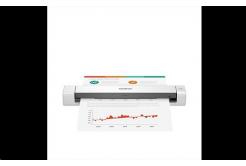 BROTHER skener DS-640 - až 15 str/min, 1200x1200 dpi interpolovaně, napájení USB - skenuje jednu stranu dokumentu