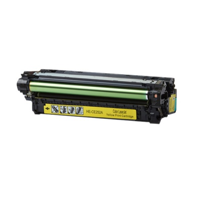 HP 504A CE252A galben (yellow) toner compatibil