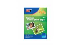 SCI GPP-260 Glossy Inkjet Photo Paper, 260g, 10x15cm, 20 lap, lucios hartie foto