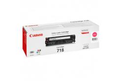 Canon CRG-718 purpuriu (magenta) toner original
