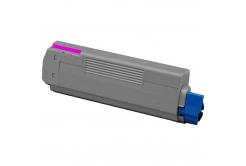 OKI 43324422 purpuriu (magenta) toner compatibil