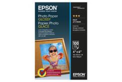 "Epson S042548 Photo Paper, hartie foto, lucios, alb, 10x15cm, 4x6"", 200 g/m2, 100 buc"