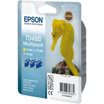 Epson C13T048B40 T048B multipack cartus original