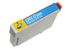 Epson T1302 azuriu (cyan) cartus compatibil