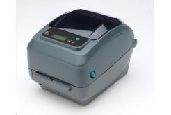 Zebra GX420T GX42-102421-000 TT imprimante de etichetat, 203DPI, EPL2, ZPL II, USB, RS232, LAN, peeler (PEELER)