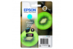 Epson 202 C13T02F24010 azuriu (cyan) cartus original