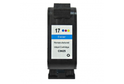 HP 17 C6625A color cartus compatibil
