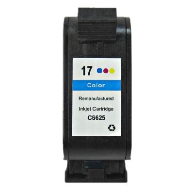 HP 17 C6625A color cartus compatibil