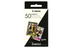 "Canon ZP-2030 3215C002 autoadezive hartie foto ZINK 50x76mm (2x3""), 50 buc, thermo"