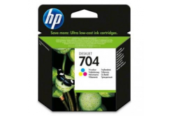 HP 704 CN693AE color cartus original