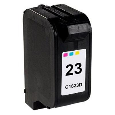 HP 23 C1823D color cartus compatibil