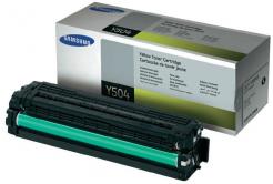 HP SU502A / Samsung CLT-Y504S galben (yellow) toner original