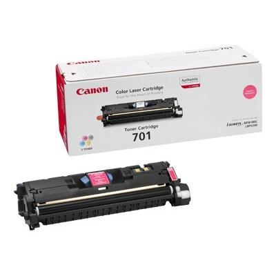 Canon EP-701 purpuriu (magenta) 9289A003 toner original