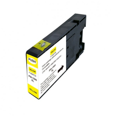 Canon PGI-1500XL galben (yellow) cartus compatibil
