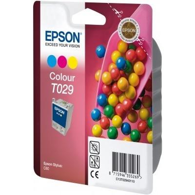 Epson C13T029401 color cartus original