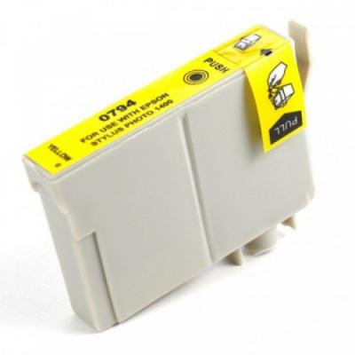 Epson T0794 galben (yellow) cartus compatibil