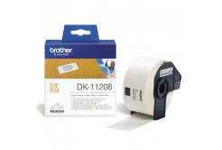 Brother DK-11208, 38mm x 90mm, rola etichete original