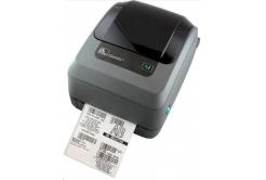 Zebra GX430T GX43-102420-000 TT imprimante de etichetat, 300DPI, EPL2, ZPL II, USB, RS232, LAN